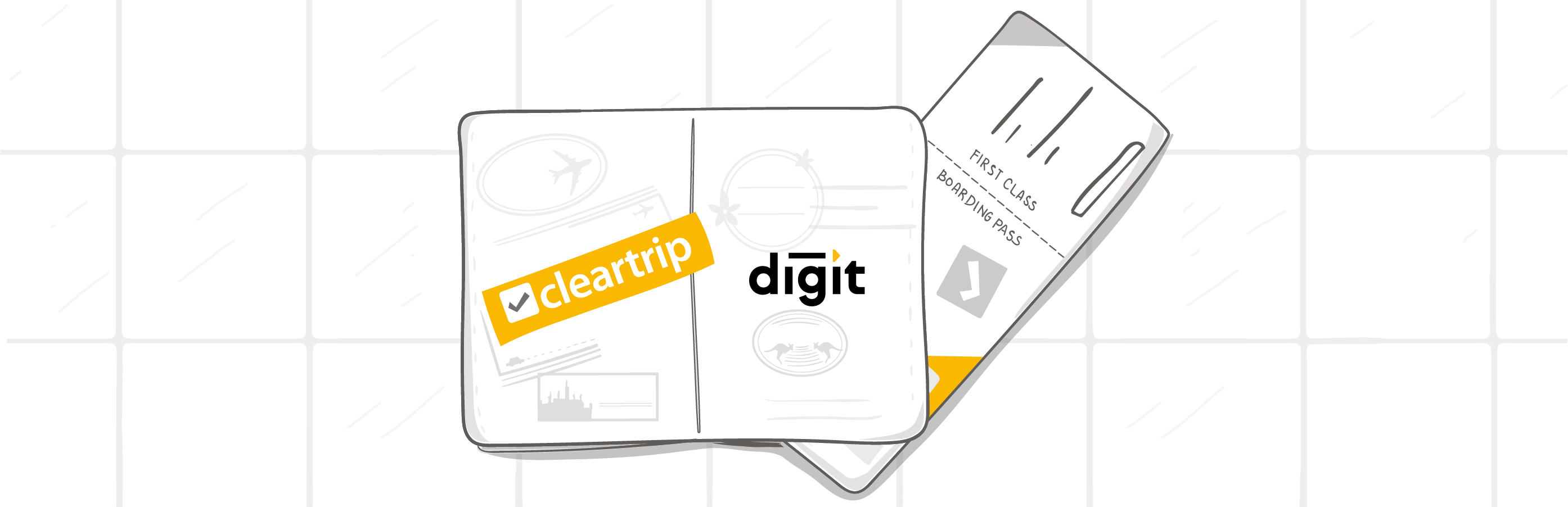 Digit is all set to fly high with Cleartrip | Digit Insurance